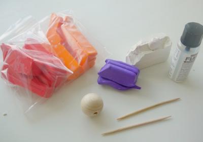 смешарики из пластики