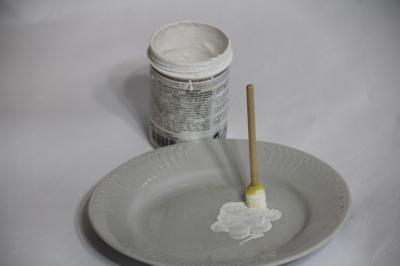 Тарелка в китайском стиле