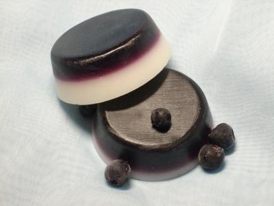 Мыло «Черничный пудинг»