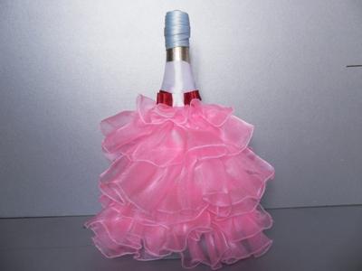платье на бутылку