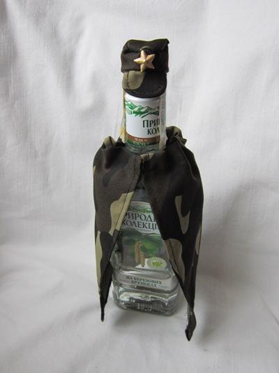 бутылка в шинели