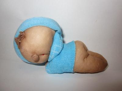 Пупс из носков