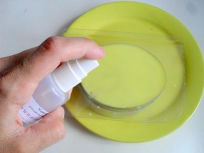 Мыло с люфой ромашкой «Цветочное»