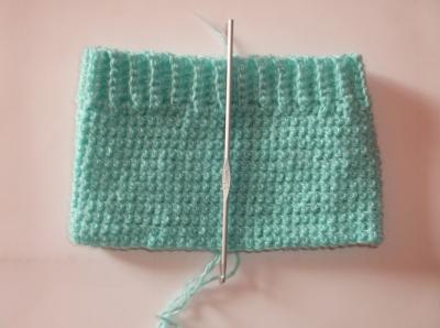 Вязать штанишки для новорожденного
